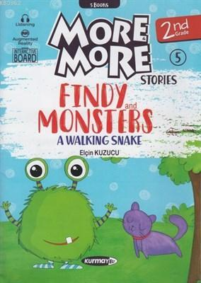 More & More -  2. Sınıf Englısh Hikaye Seti (5 Kitap)