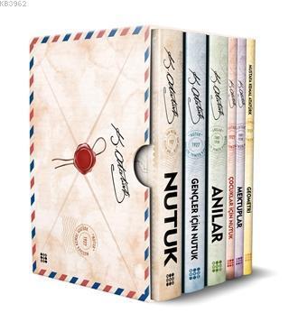 Atatürk Kitaplığı (6 Kitap Kutulu Set)