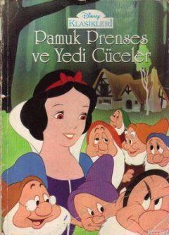 Pamuk Prenses ve Yedi Cüceler Disney Klasikleri