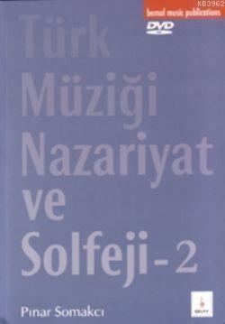 Türk Müziği Nazariyat ve Solfeji 2; DVD'li