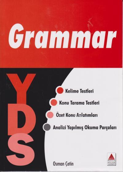Grammar Test for YDS