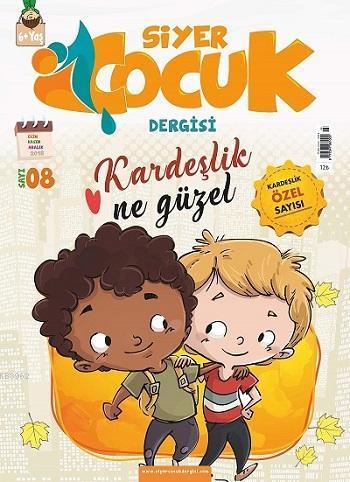 Siyer Çocuk Dergisi - 8. Sayı