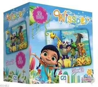 Wissper - Yer Puzzle (24 Parça)