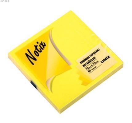 Notix Neon Sarı  80 Yp 75X75 - N-Ns-7575