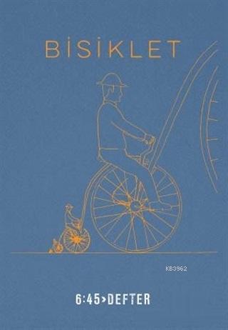 Bisiklet Defteri (Küçük)