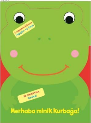 Merhaba Minik Kurbağa