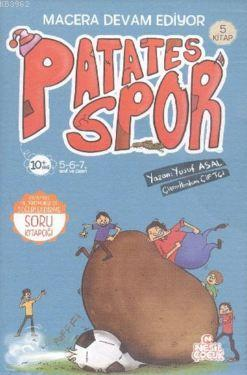 Patates Spor; 2. Seri 5 Kitap