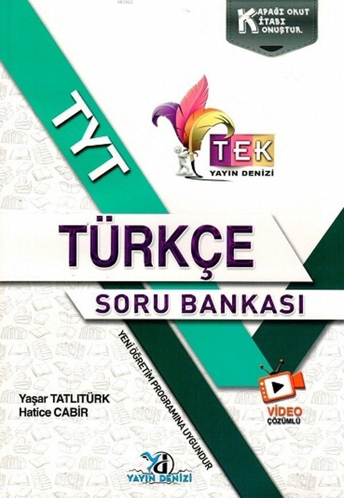 Tyt Tek Vd.Çöz. S.B. Türkçe - 2019-20