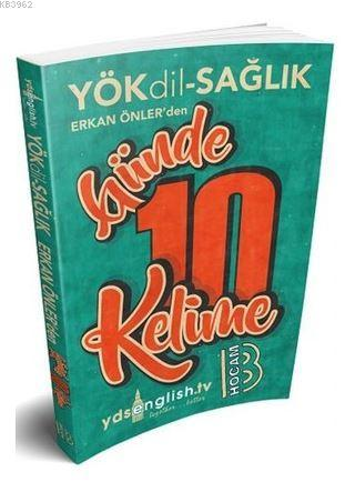 YÖKDİL Sağlık Günde 10 Kelime Cep Kitabı