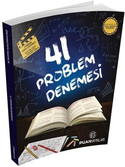 41 Problem Denemesi
