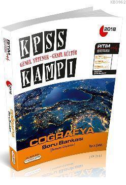 KPSS Coğrafya Soru Bankası Genel Yetenek Genel Kültür; KPSS ve Tüm Kurum Sınavları İçin