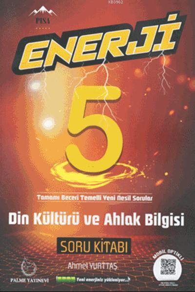 5.Sınıf Enerji Din Kültürü ve Ahlak Bilgisi Soru Kitabı