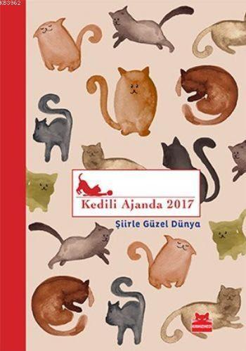 Kedili Ajanda 2017; Şiirle Güzel Dünya
