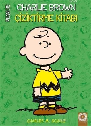 Peanuts Charlie Brown Çiziktirme Kitabı