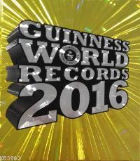 Guinness Dünya Rekorları Kitabı 2016