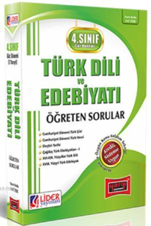 4. Sınıf Türk Dili ve Edebiyatı 2015 Güz Dönemi Öğreten Özet ve Sorular