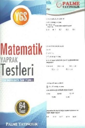 YGS Matematik Yaprak Testleri