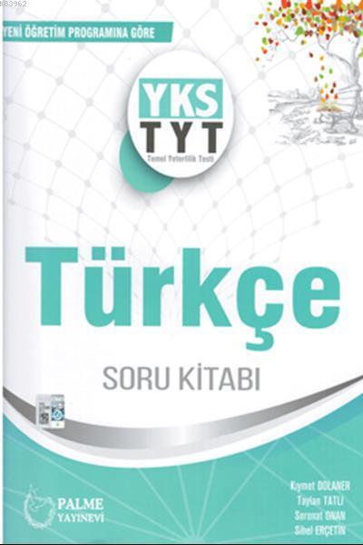 TYT AYT Türkçe Soru Kitabı Palme Yayınevi