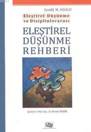 Eleştirel Düşünme Rehberi; Eleştirel Düşünme ve Disiplinlerarası