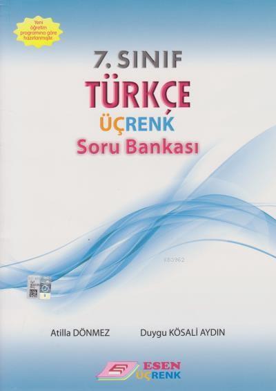 7. Sınıf Türkçe Üçrenk Soru Bankası