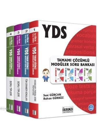 YDS Tamamı Çözümlü Modüler Soru Bankası 1