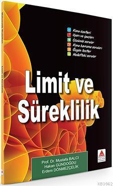 Limit ve Süreklilik; Matematik Modülleri