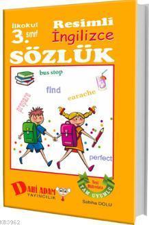 3. Sınıf Resimli İngilizce Sözlük