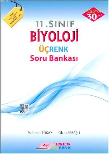 11. Sınıf Biyoloji Üçrenk Soru Bankası