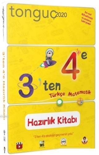3'ten 4'e Hazırlık Kitabı