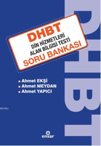 DHBT Din Hizmetleri Alan Bilgi Testi Soru Bankası