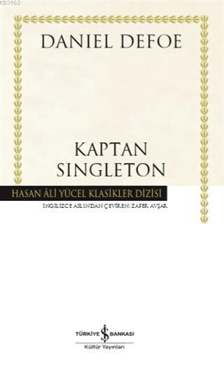 Kaptan Singleton - Ciltli