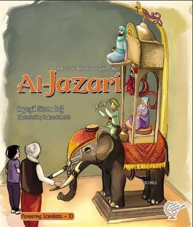 A Box of Adventure with Omar: Al-Jazari Pioneering Scientists - 10