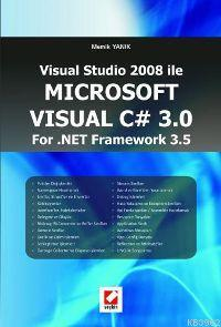 Visual Studio 2008 İle Mİcrosoft Visual C# 3.0; For .NET Framework 3.5