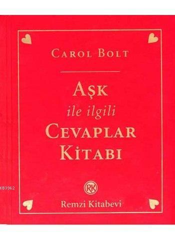 Aşk ile İlgili Cevaplar Kitabı (Ciltli)