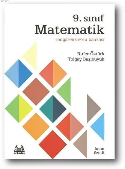 9. Sınıf Matematik; Rengârenk Soru bankası