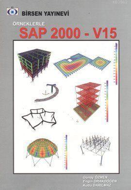 Örneklerle SAP 2000 - V15