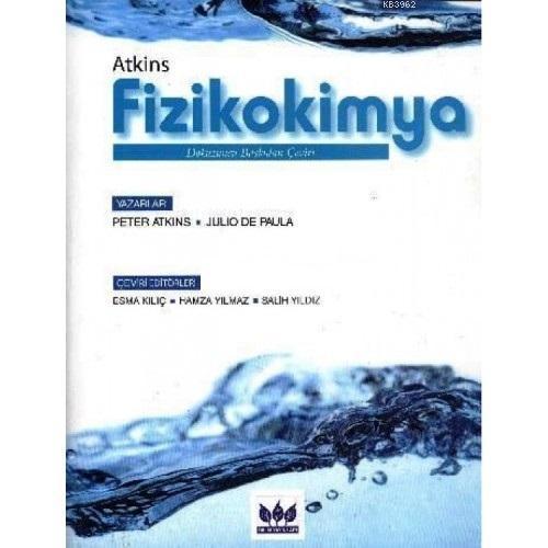 Atkins Fizikokimya