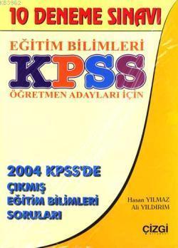 Kpss Eğitim Bilimleri; Öğretmen Adayları İçin 10 Deneme Sınavı