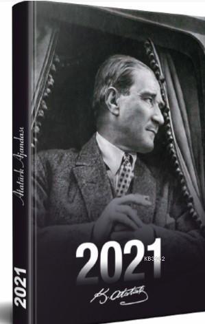 2021 Atatürk Ajandası; Mustafa Kemal
