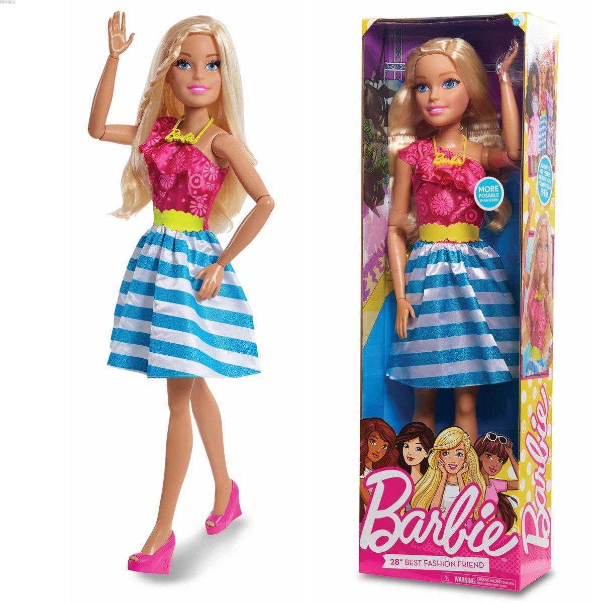 Kampanyalı Barbie 83885 Dev Figür 70cm