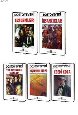 Dostoyevski Klasikleri 5 Kitap Set 2