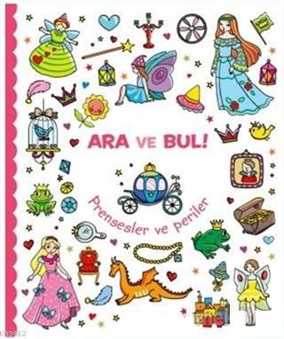 Prensesler ve Periler - Ara ve Bul