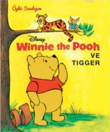 Winnie the Pooh ve Tigger; Öykü Sandığım