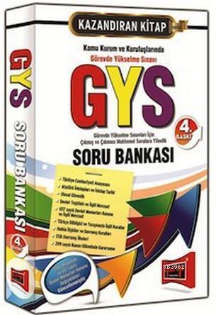 GYS Soru Bankası Tüm Kamu Kurum ve Kuruluşları İçin 2014