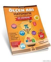 8.Sınıf Ölçen Arı Matematik Lgs Deneme