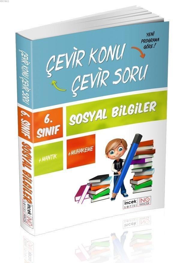 6. Sınıf Sosyal Bilgiler Çevir Konu Çevir Soru