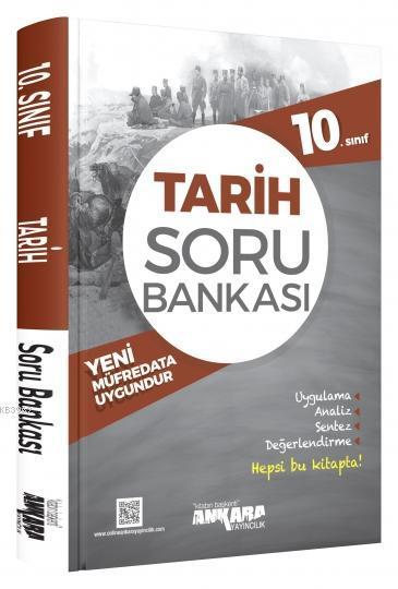 Ankara Yayınları 10. Sınıf Tarih Soru Bankası Ankara