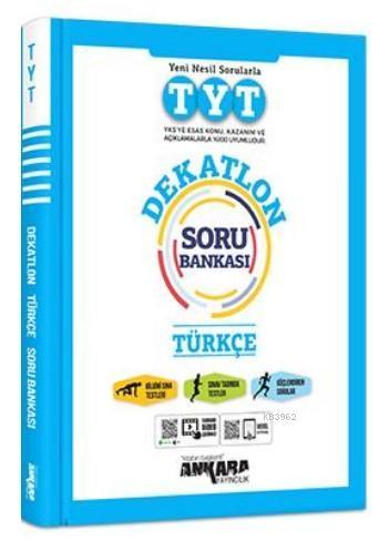 TYT Dekatlon Türkçe Soru Bankas