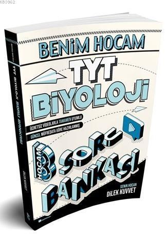 Benim Hocam Yayınları TYT Biyoloji Soru Bankası Benim Hocam