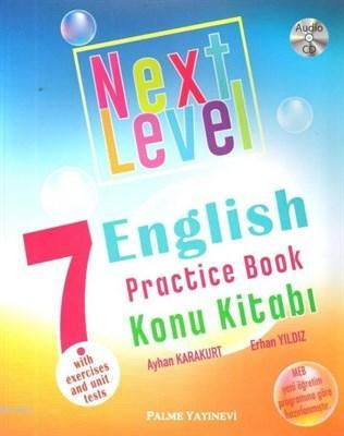 Palme Yayınları 6. Sınıf Next Level English Test Book Soru Kitabı Palme